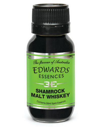 Edwards Essences Shamrock Malt Whiskey