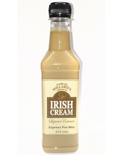Samuel Willard's Irish Cream Express Pre Mix