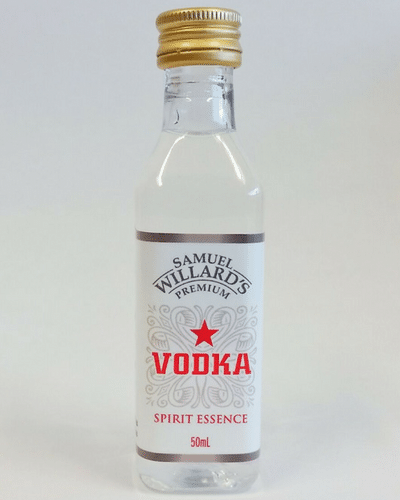 Samuel Willard's Premium Vodka Essence