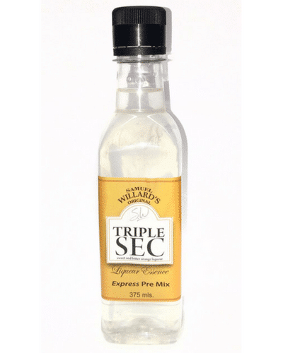 Samuel Willard's Tripple Sec Express Pre Mix