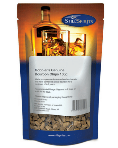 Still Spirits Gobbler's Genuine Bourbon Chips