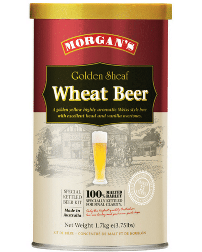 Morgan's Golden Sheaf Wheat Beer