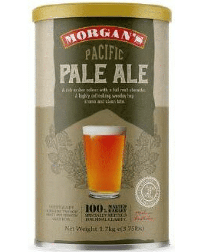 Morgan's Pacific Pale Ale