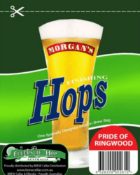 Morgan's Finishing Hops Pride Of Ringwood