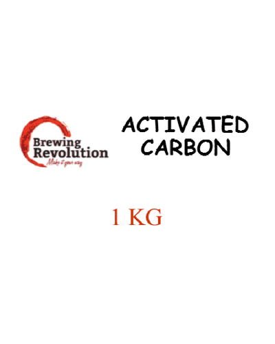 Brewing Revolution Activated Carbon