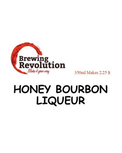Brewing Revolution Honey Bourbon Liqueur Premix