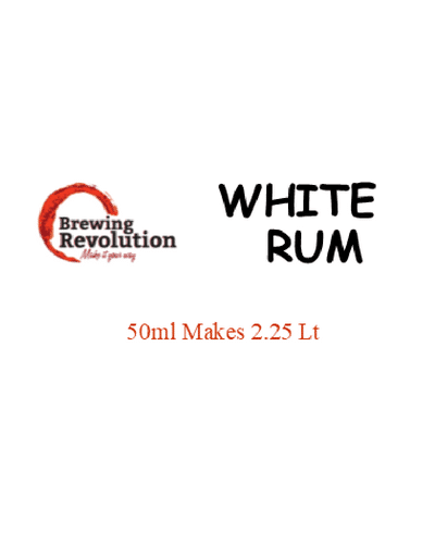 Brewing Revolution White Rum Essence
