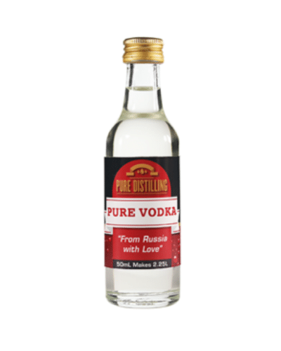 Pure Distilling Pure Vodka Essence