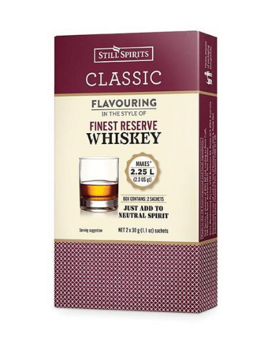 Still Spirits Classic Finest Reserve Whiskey Essence