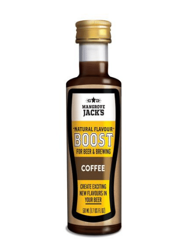 Mangrove Jack's Natural Flavour Boost Coffee