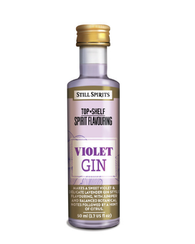 Still Spirits Top Shelf Violet Gin Essence