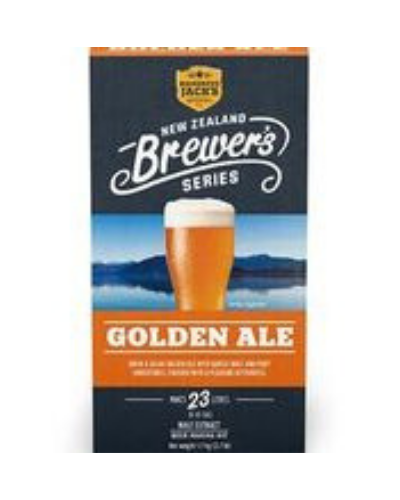 Mangrove Jack's New Zealand Brewer's Series Golden Ale