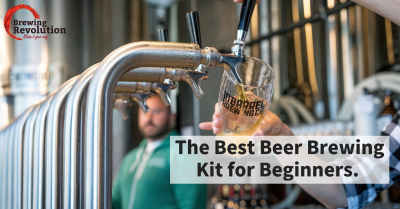 The Best Beer Brewing Kit for Beginners