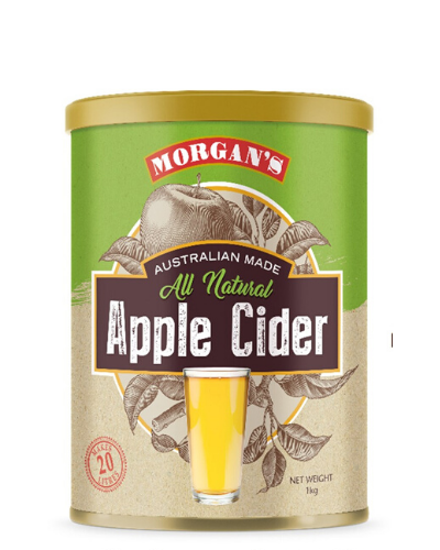 Morgan's All Natural Apple Cider 1kg